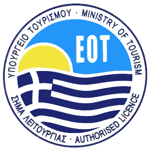 Greek Ministry of Tourism logo
